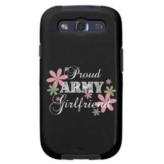 Proud Army Girlfriend [fl c] Galaxy S3 Cases