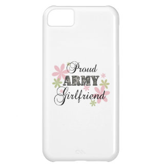 Proud Army Girlfriend [fl c] Cover For iPhone 5C