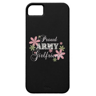Proud Army Girlfriend [fl c] iPhone 5 Cases