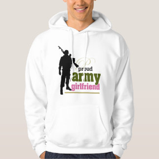 Proud Army Girlfriend Pullover