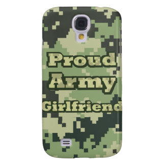 Proud Army Girlfriend Samsung Galaxy S4 Cover