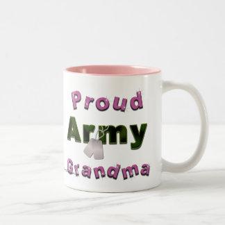 Proud Army Grandma Mug