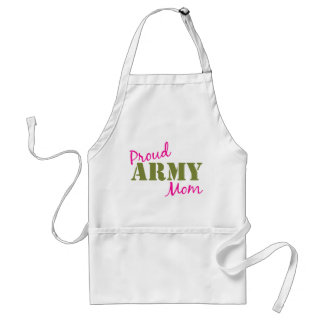 """Proud Army Mom"" Apron"