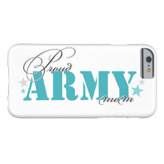 Proud Army Mom Barely There iPhone 6 Case