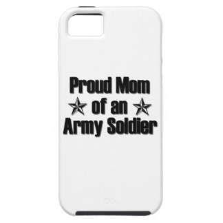 Proud Army Mom iPhone 5 Cover