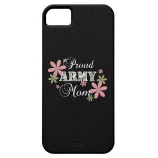 Proud Army Mom fl c iPhone 5 Covers