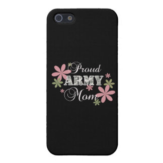 Proud Army Mom fl c Cover For iPhone 5