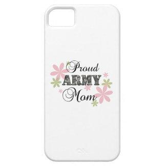 Proud Army Mom [fl c] iPhone SE/5/5s Case