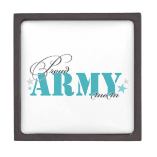 Proud Army Mom Gift Box