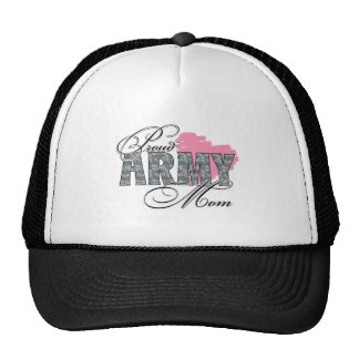 Proud Army Mom Hats