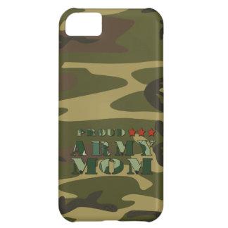 Proud Army Mom iPhone 5 C Case iPhone 5C Cases