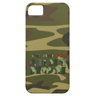 Proud Army Mom iPhone 5 Case