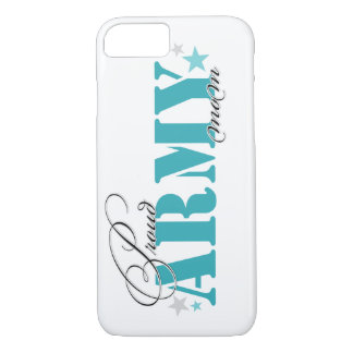 Proud Army Mom iPhone 8/7 Case