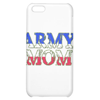 Proud Army Mom Case For iPhone 5C