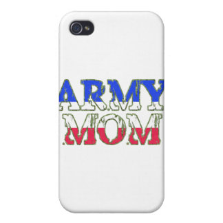 Proud Army Mom iPhone 4/4S Covers