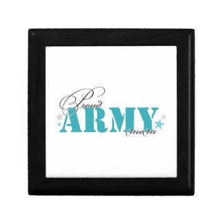 Proud Army Mom Jewelry Box