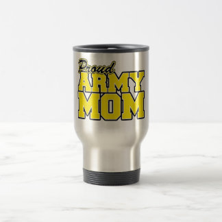 Proud Army Mom Coffee Mugs