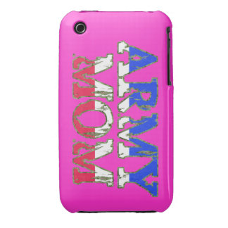 Proud Army Mom Samsung Case iPhone 3 Case