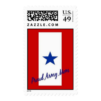 Proud Army Mom Stamps