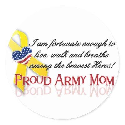 Proud Army Mom sticker $ 5.80
