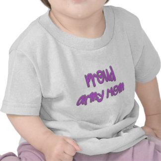 Proud Army Mom Shirt