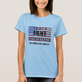 Proud Army Mother-in-law Shirt
