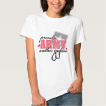 Proud Army Mother in law T Shirt