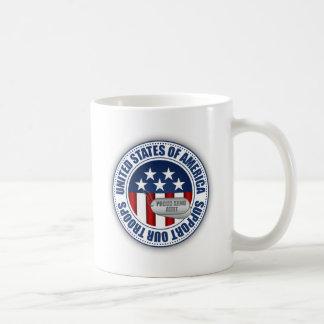 Proud Army National Guard Aunt Coffee Mug