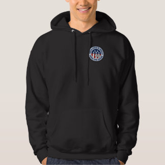 Proud Army National Guard Aunt Hoodie