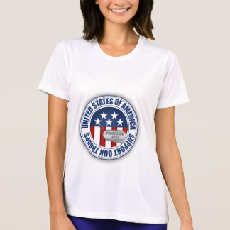 Proud Army National Guard Aunt Tee Shirts