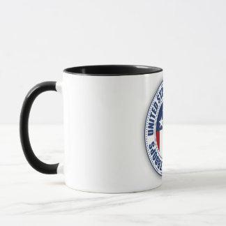 Proud Army National Guard Fiance Mug