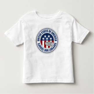 Proud Army National Guard Friend Toddler T-shirt