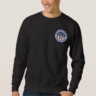 Proud Army National Guard Grandma Pull Over Sweatshirt