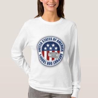 Proud Army National Guard Sister T-Shirt