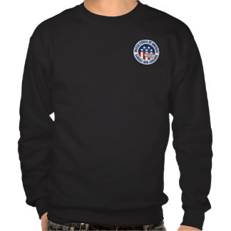 Proud Army National Guard Sister Pullover Sweatshirts