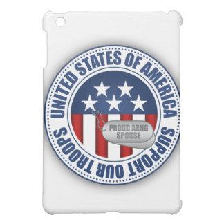Proud Army National Guard Spouse iPad Mini Covers