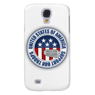 Proud Army National Guard Sweetheart Samsung Galaxy S4 Cover