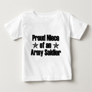 Proud Army Niece Baby T-Shirt