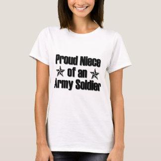 Proud Army Niece T-Shirt