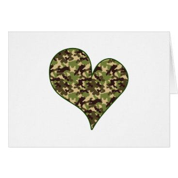 Proud Army Patriotic Military Veteran Gifts Card
