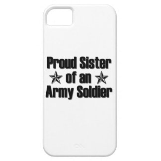 Proud Army Sister iPhone 5 Cover