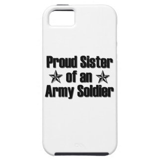 Proud Army Sister iPhone 5 Cases