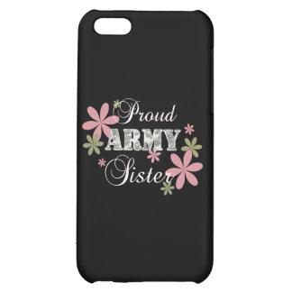 Proud Army Sister [fl c] iPhone 5C Cases