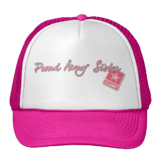 Proud Army Sister Hat