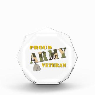 Proud Army Veteran Award