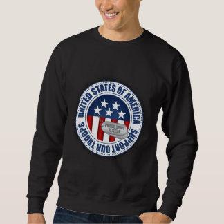 Proud Army Veteran Sweatshirt