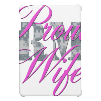 proud army wife acu cover for the iPad mini