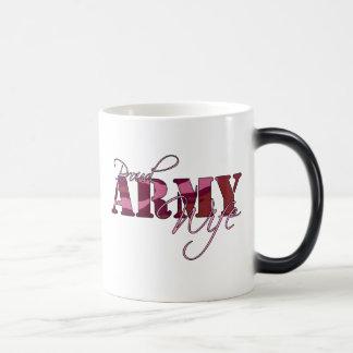 Proud Army Wife Mug