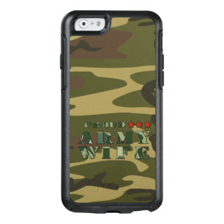 Proud Army Wife OtterBox iPhone 6/6s Case