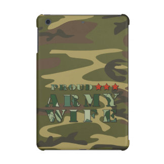 Proud Army Wife  Retina iPad Mini Case